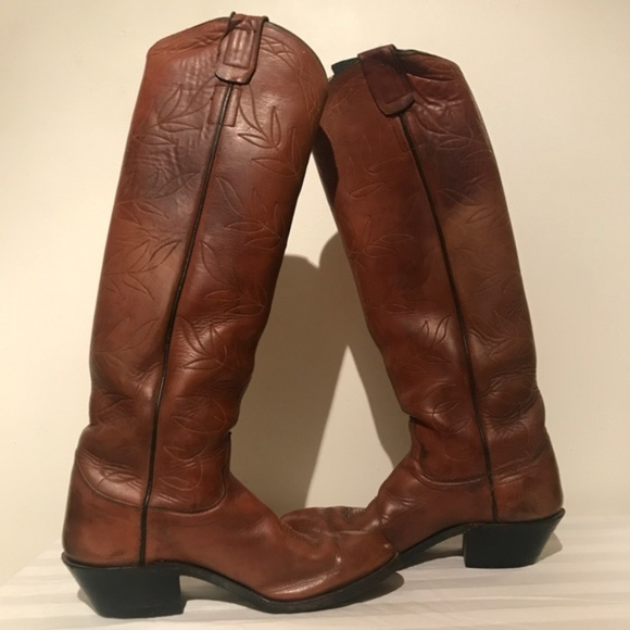 53a7d12df493b Women's Tall Olathe Leather Boots